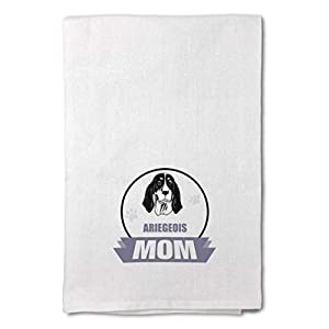 Style In Print Custom Decor Flour Kitchen Towels Mom Ariegeois Dog Pets Dogs Cleaning Supplies Dish Towels Design Only 13