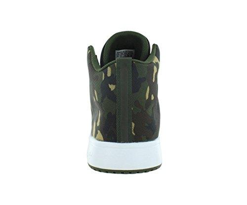 adidas Originals Herren Veritas Mid Nachtladung / Weiß