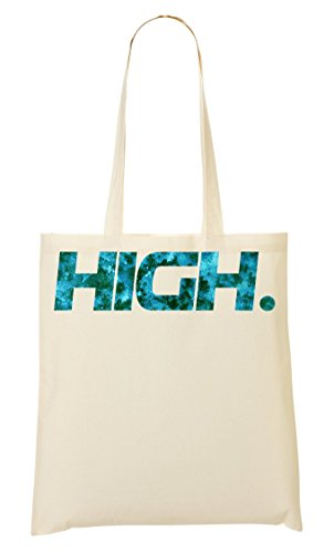 Cool Smoking Series Blaze High It Phrases Weed Words Di Tote Sacchetto and Swag xwaxSY