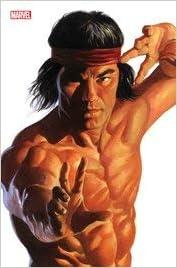 Shang-Chi #2 Alex Ross Timeless Var