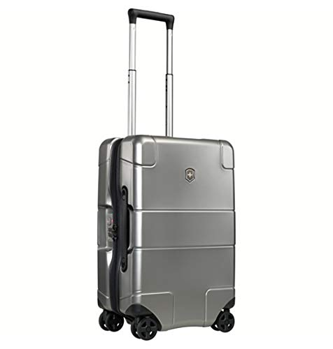 Victorinox Lexicon Hardside Frequent Flyer 8-Wheel, Titanium