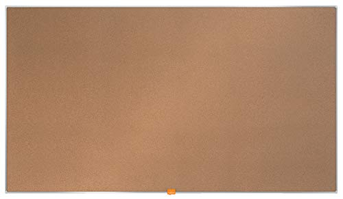 Nobo 1905308 55-Inch Nobo Widescreen Cork Noticeboard