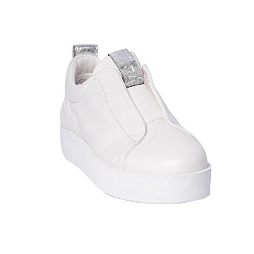 Andiafora Damen Sneaker Bianco
