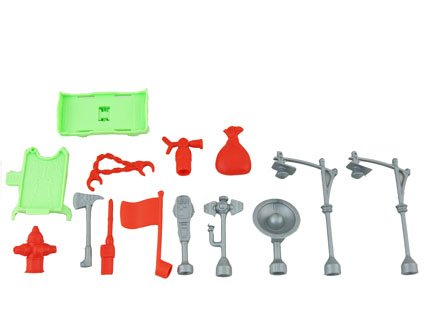 Fisher Price Imaginext Rescue City Center - Replacement Parts
