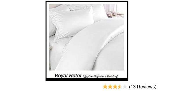 """Luxurious Bedding Set All Size White Solid 600 Thread Count Pure Cotton 12/"""" Deep"""