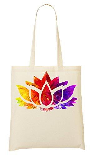 Provisions CP Tout Fourre Sac Sac Lotus À Flower Silhouette ArXx8A4