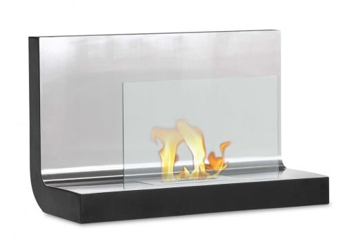 Ignis Ferrum Screen Mount Ventless Ethanol Fireplace