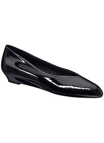 Beacon Women Adult Jan Dress Flat Synthetic Black Patent