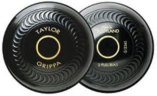 Taylor Grippa Paire de densité standard Noir Couronne Vert Bols