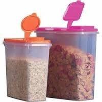 tupperware cereal keeper lid - 8