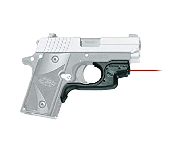 Crimson Trace LG-492 Laserguard Laser Sight for Sig Sauer P238 and P938 Pistols from Crimson Trace