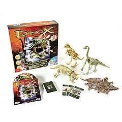 Dino X DVD Game