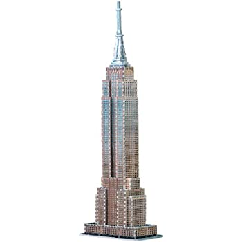 cardinal industries empire state building 3d puzzle toys games. Black Bedroom Furniture Sets. Home Design Ideas