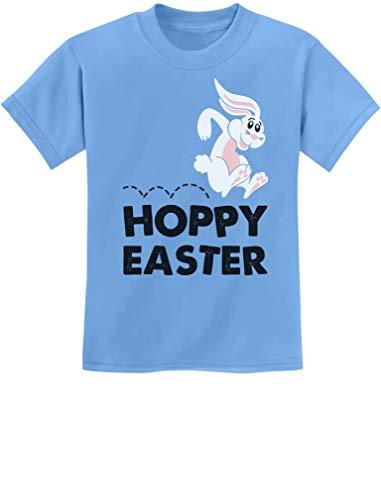 Hoppy Easter - Happy Easter Bunny Children's Cute Boy/Girl Kids T-Shirt Medium California -