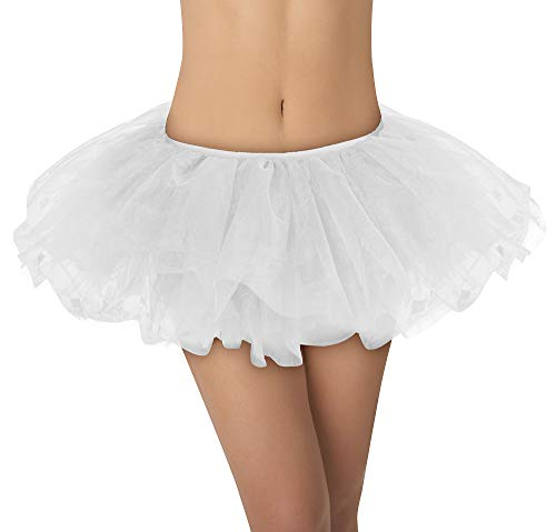 Amscan Tutu - Adult, Party Accessory, White
