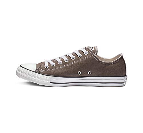 (Converse Unisex Chuck Taylor All Star Low Top Sneakers -  Charcoal - M US9 / W US11 / EUR42.5)