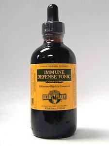 (Herb Pharm Immune Defense Tonic Compound 4 oz)