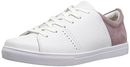 Skecher Street Women's Moda-Clean Street Fashion Sneaker,White/Lavender,8 M US from Skechers