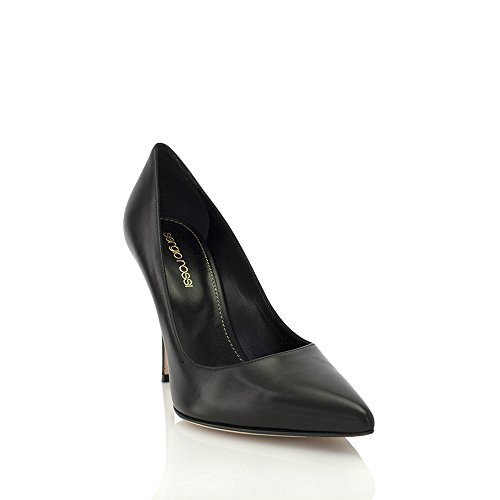 sergio-rossi-black-classic-pointed-pump