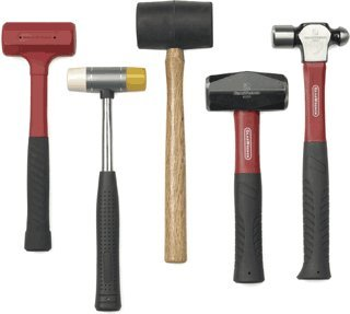 5 Pc. Hammer Set by By : Gear-Wrench (Image #1)