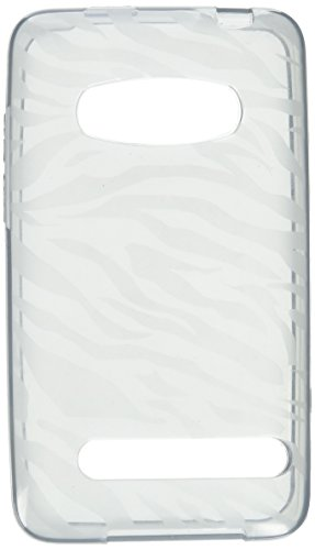 Asmyna HTCEVO4GCASKCA051 Slim and Durable Protective Cover for HTC EVO 4G – 1 Pack – Retail Packaging – Smoke