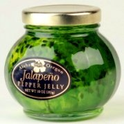 (Aloha From Oregon Jalapeno Pepper Jelly in a 10 Ounce Glass Jar)