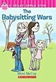 img - for The Babysitting Wars (Candy Apple) book / textbook / text book