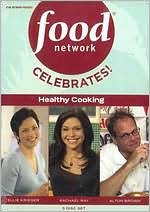 - Food Network Celebrates: Healthy Cooking (Three-Disc Set)