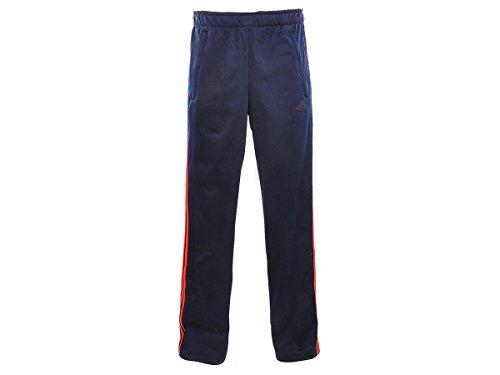 adidas Herren Hose Essentials 3-Stripes PES, collegiate navy/solar red, XXL, S17900