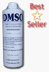 DMSO Liquid Concentrate 99% Pure 16 fl. oz. by DMSO