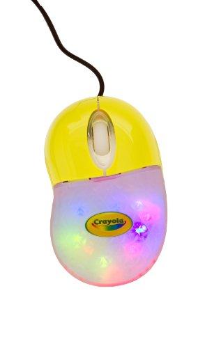 Crayola Light Show USB Optical Mouse (15071)