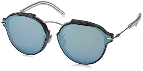 Dior Eclat Sunglasses Black Marble/Blue - Sunglasses Buy Dior