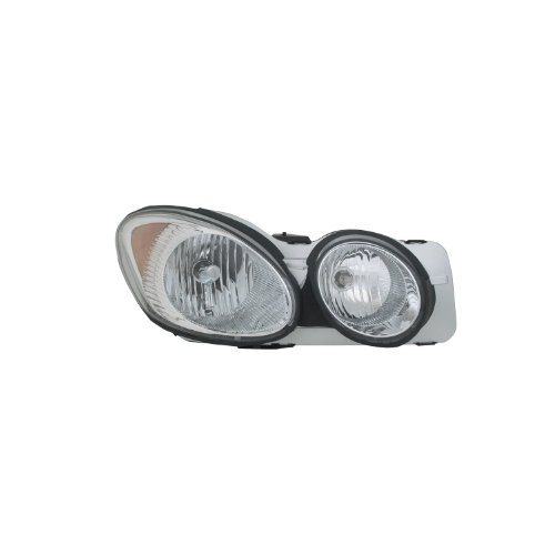 TYC 20-6711-00-1 Buick LaCrosse Right Replacement Head Lamp