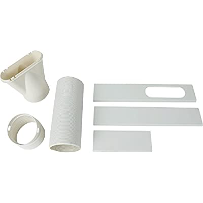 Portable AC Replacement Window Kit