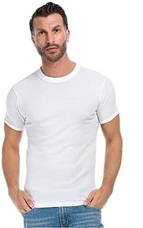 Mark-On T-Shirt For Men - 2Xl, White