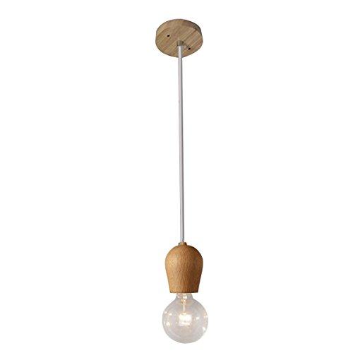 Homestia Northern European Wood Pendant Lamp