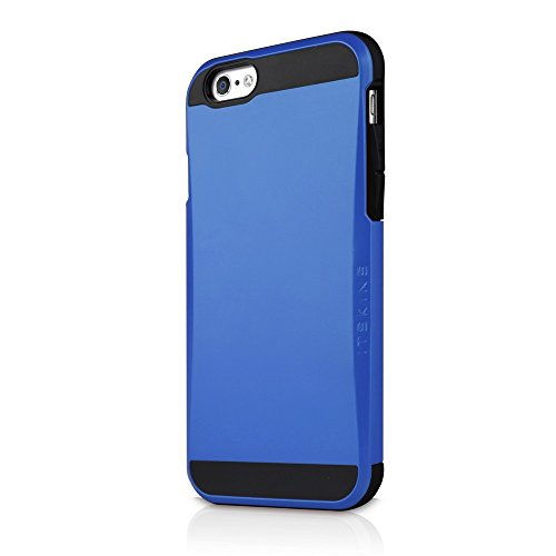 ITSKINS IAPH6-EVLTN-BLUE Evolution-Schutzhülle für Apple iPhone 6 blau