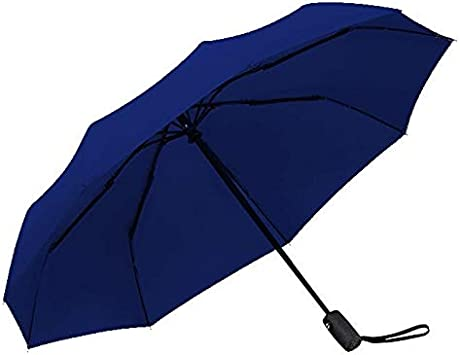 Mini Folding Windproof Travel Frame Umbrellal  Lightweight Unisex Anti-UV Simple