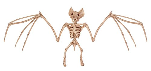 Crazy Bonez Skeleton - Bat Bonez (Skeleton Halloween)