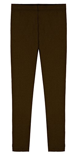 popular-big-girls-cotton-ankle-length-leggings-brown-10