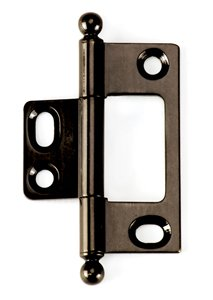 Cliffside Industries BH2A-NM-AB-BALL Cabinet hinge