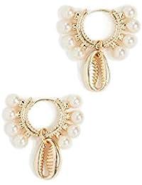 Women's Lola Baltic Huggie Earrings