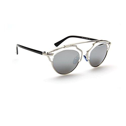 1708cda78151 GAMT New Fashion Cateye Polarized Sunglasses For Women Classic Style  Lucency Frame Silver Lens (B00WBDIGZ0) | Amazon price tracker / tracking,  Amazon price ...