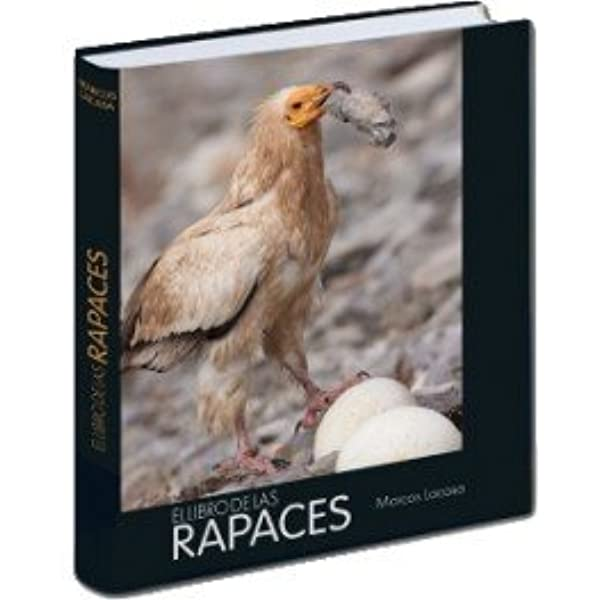 El libro de las rapaces: Amazon.es: Marcos lacasa: Libros