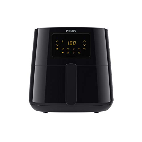 Philips Essential XL Airfryer 2000W 1.2Kg, Black - HD9270/91