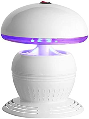 Surborder Shop LED Electronic USB Mushroom Photocatalytic Mosquito Killer Lamp Household Indoor