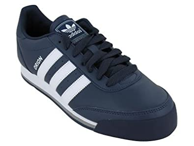 Adidas Orion 2 Navy White Mens Trainers Size 11.5 UK