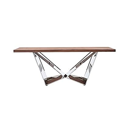Overstock Luca Home Geometric Style Dining