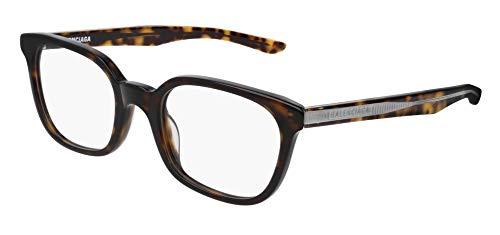 Balenciaga BB0027O Eyeglasses 002 Havana-Havana 51mm