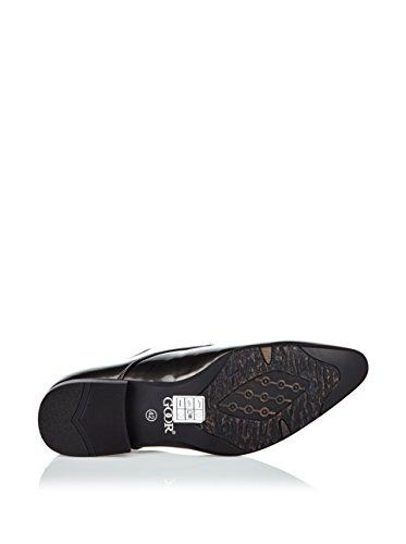 Goor , Chaussures de ville à lacets pour homme gris anthracite